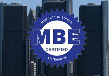 Minority Certified